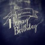 G birthday