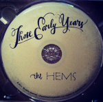 The Hems CD Lettering